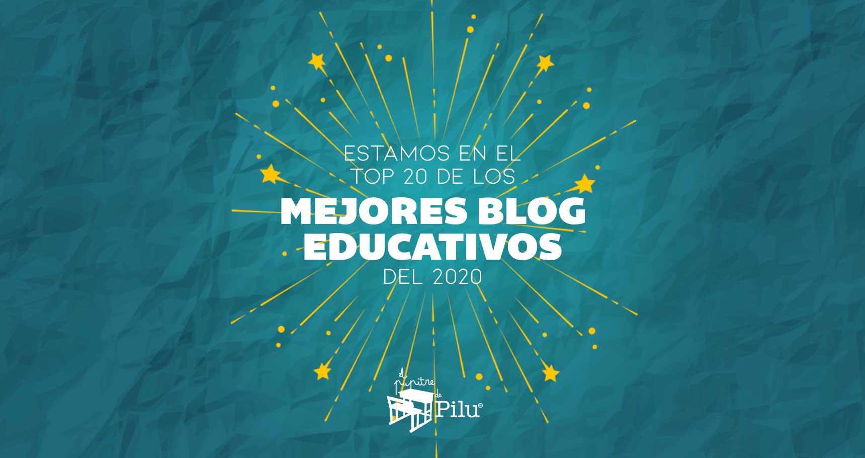 El pupitre entre los 20 mejores blogs